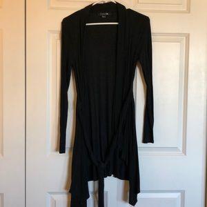 Women's long cardigan